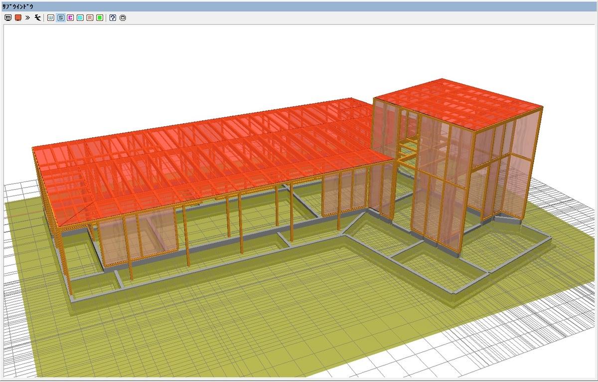 wood-ST 3DCG