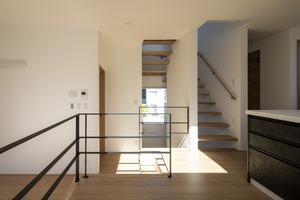 さらし階段